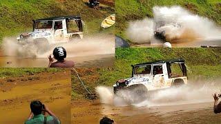 off road racing - bhoothathankettu mud race - Kerala 2018 - part 4