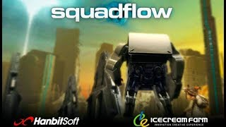 Squadflow - Robot Shooting Games - Android/iOS Gameplay ᴴᴰ