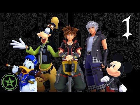 Kingdom Hearts III - Part One | Let's Play