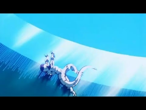 Dragon Ball Z-Frieza vs Spirit Bomb(Namek Saga)HD