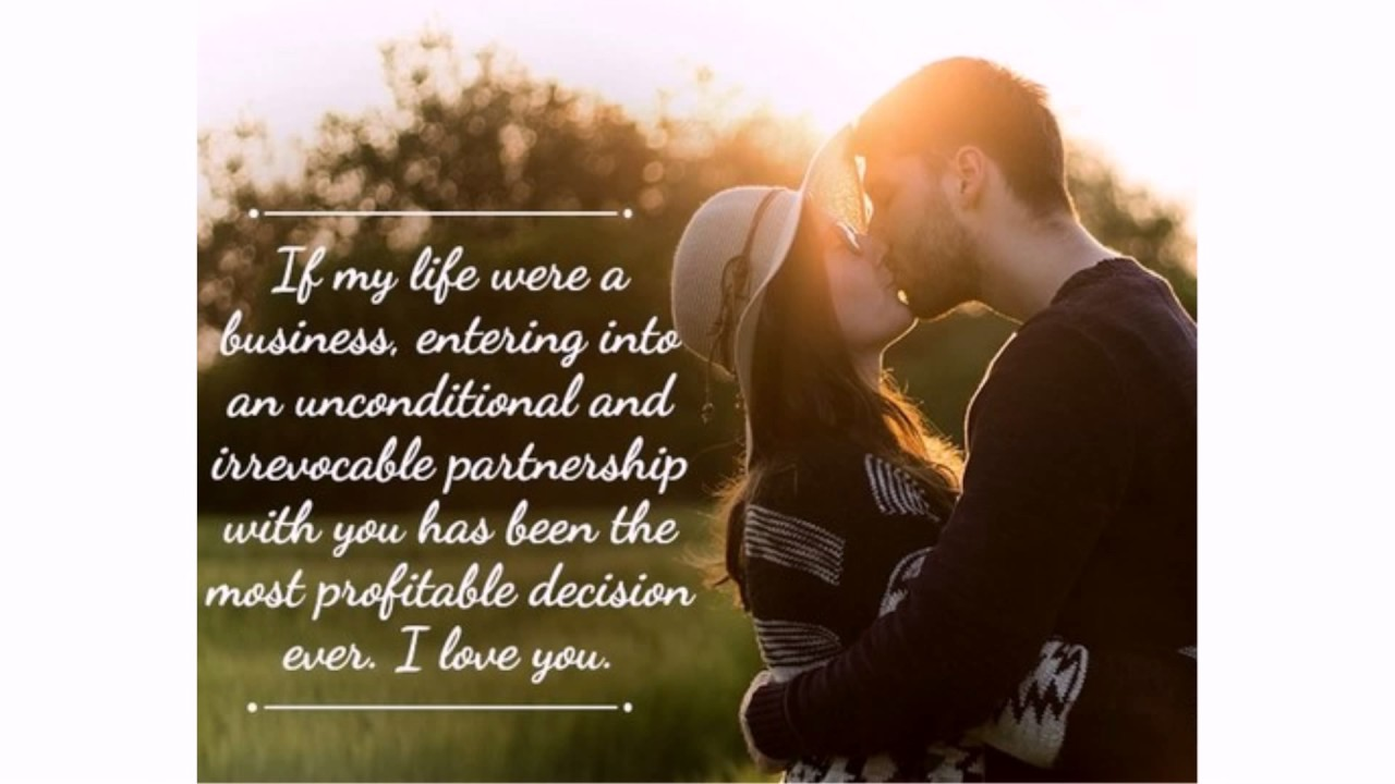 Love Quotes For Husband Youtube