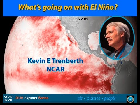 What's Going on With El Niño?