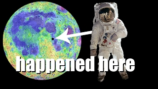 Proof We Landed on the Moon is in the Topography