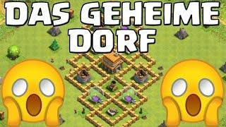 DAS GEHEIME DORF! - erklärt! || CLASH OF CLANS || Let's Play CoC [Deutsch/German HD+]