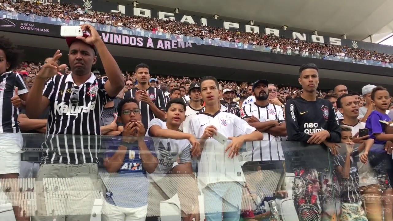 Corinthians lota Arena com 32 Mil torcedores treino - YouTube 1d678c4fe52c0