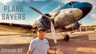 """""""An Original DC-3 Tour"""" (with more Viewer Videos!) Plane Savers E83"""