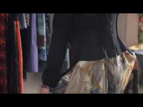 Как носить платье в пол каждый день. Часть 3