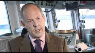 Capt David Hart Dyke discusses the strain of command as CO of HMS Coventry 09.05.11
