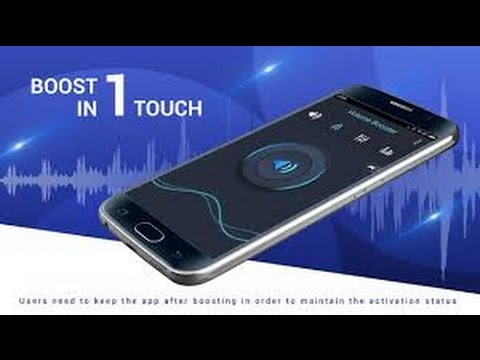 VOLUME BOOSTER & EQUALISER BEST SOUND BOOSTER FOR ANDROID