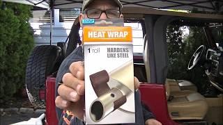 Fiber Fix Repair Wrap - 1 Year Review Video 5 of 5