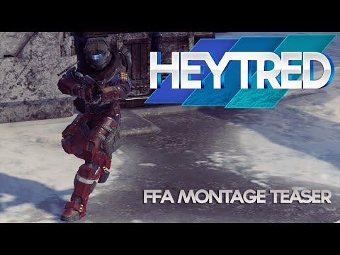 heytred- Halo 5 FFA Montage Teaser