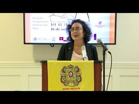 Spanish and Latino Studies Live Stream Archive