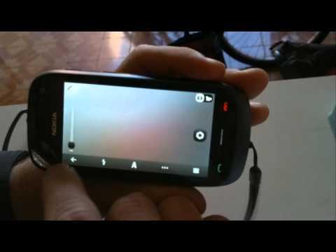 Review NOKIA 701 BELLE - CAMERA 8MP HD - 8GB - Demonstração e analise COMPLETA (Parte 1/2)