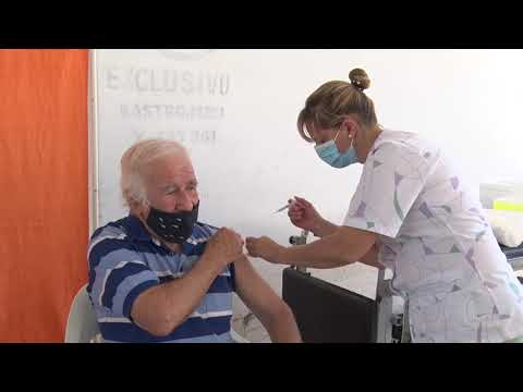 En Entre Ríos ya se vacuna a los adultos mayores no institucionalizados