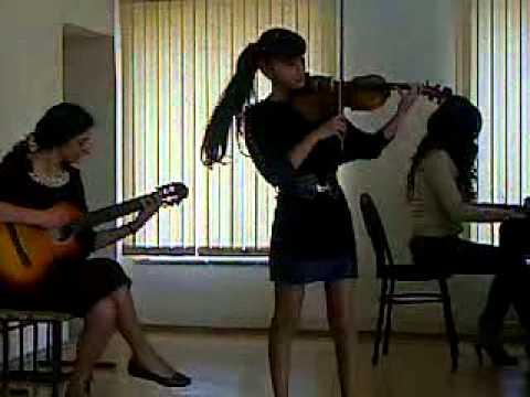 Requiem For A Dream (violin,guitar,piano)