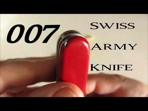 007's Swiss Army Knife Mods Part 1