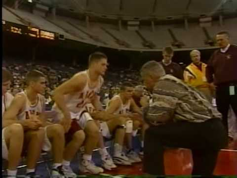 1998 IHSAA Tournament of Champions Semifinal #1: Laf. Central Catholic 113, Alexandria 106 2OT
