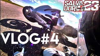 BIKE CRASH AT 200 KM/H - LIKE A SIR VLOG #04