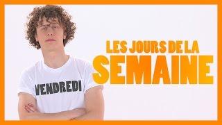 NORMAN - LES JOURS DE LA SEMAINE