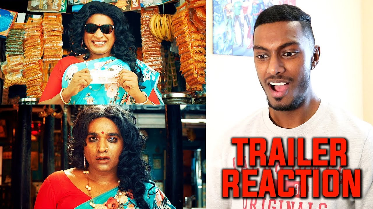Super Deluxe Trailer Reaction & Review | Vijay Sethupathi | PESH Entertainment
