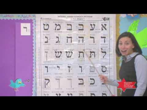Twebrew School Hebrew Lesson 7