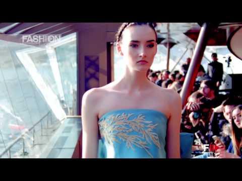 JESSICA MINH ANH'S WINTER FASHION SHOW 2017 SARI LAZARO By Fashion Channel