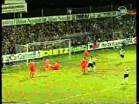SC Freiburg - Borussia Dortmund - 4:1 (Saison 93/94)