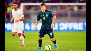 Nicolò Barella Vs Greece(12/10/2019)HD 720p by轩旗
