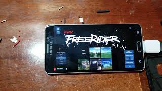 FPV Freerider Simulator for Android,Windows, Mac and Linux