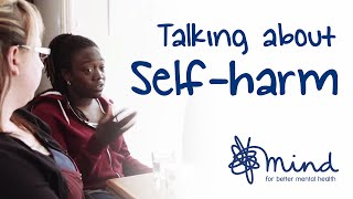What is self-harm? | Talĸing about mental health - Episode 15