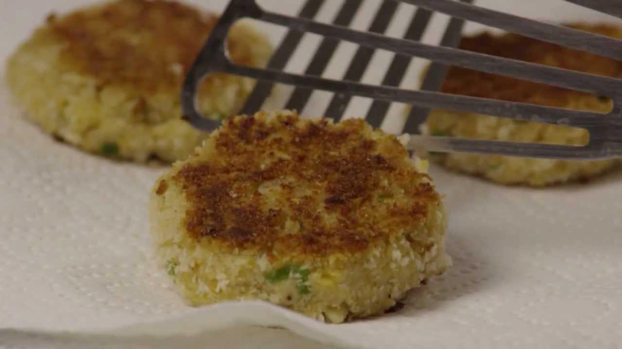 How To Make Crab Cakes Allrecipes Com Youtube