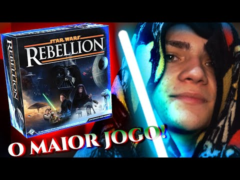 UNBOXING de STAR WARS REBELLION |