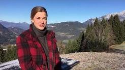 Am Bergdoktor-Set mit Ronja Forcher: Ines Lutz im Interview
