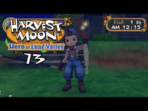 Let's Play Harvest Moon: Hero Of Leaf Valley 73: Silver