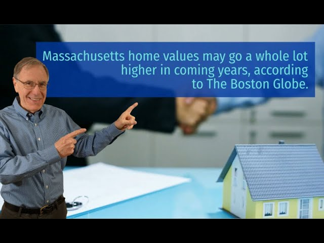 MA home values sale prices to rise Warren Reynolds