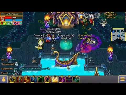 Warlock pve vs Hunter pve no warspear online [link do canal do Warlock na descrição ]