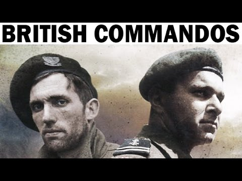 WW2 British Commandos Raid on German-held Norway | 1941 | Operation Claymore | World War 2 Footage