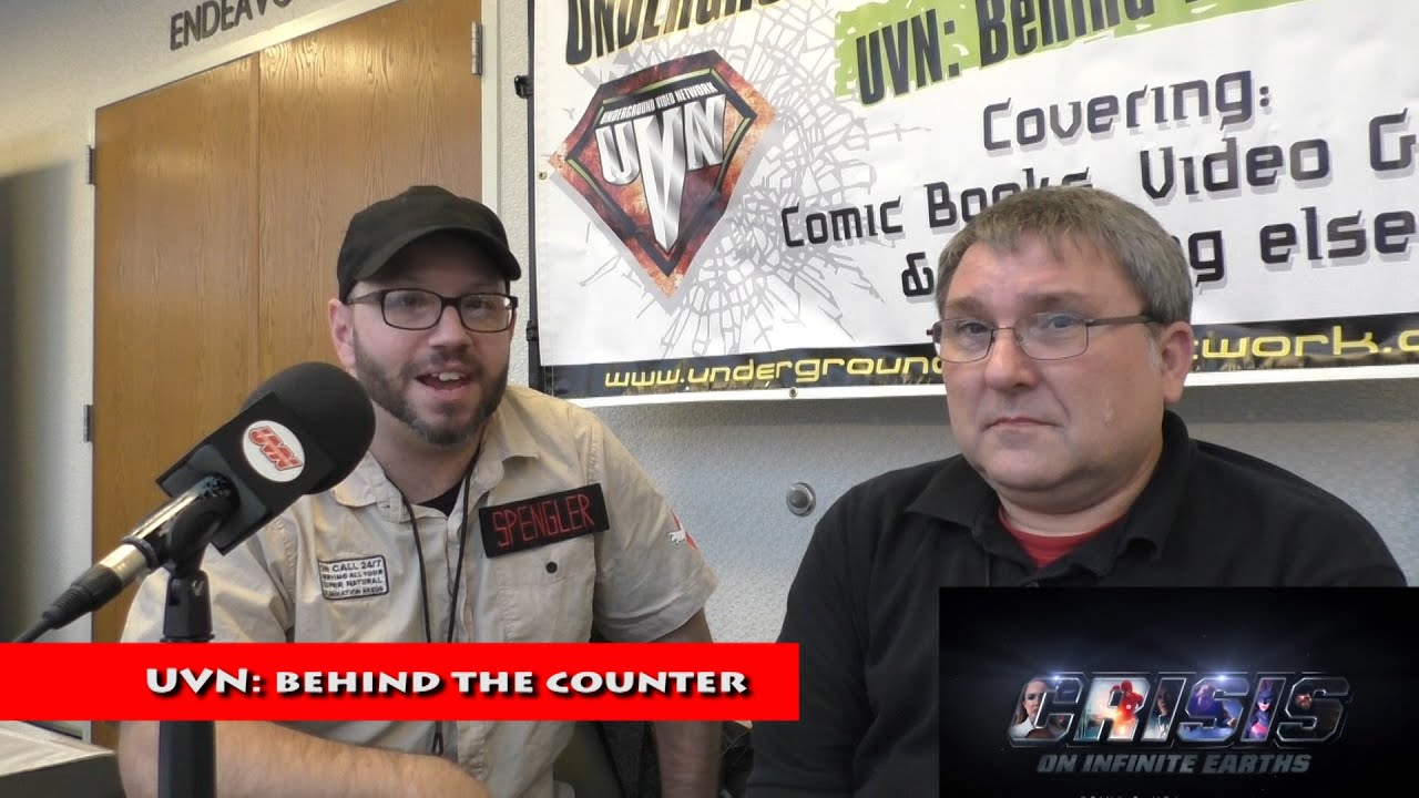 UVN: Behind the Counter 479