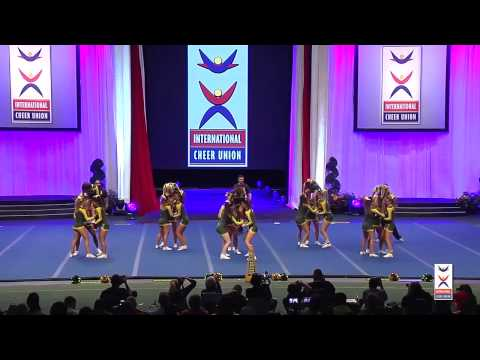 Team Australia [All Girl Elite] - 2015 ICU World Cheerleading Championships