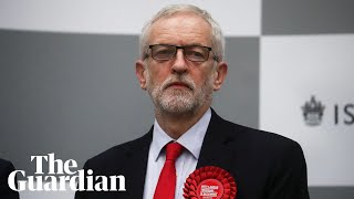 Jeremy Corbyn Says He Will Not Lead Labour Into Another Election