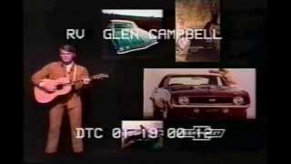 Glen Campbell Chevrolet commercial