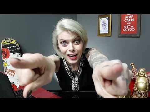 Primeira tatuagem / O terror ! (Tattoo Girl)