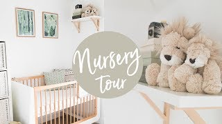 NURSERY TOUR | UNISEX | KATE MURNANE