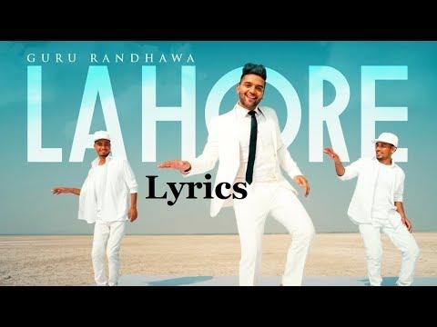 Guru Randhawa: Lahore Lyrics Bhushan Kumar   Vee Music   DirectorGifty