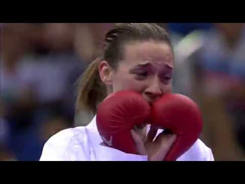 Best KARATE Moments Of Historic Final Day Of European Games