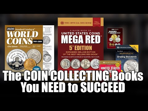 The COIN COLLECTING Books You NEED To SUCCEED