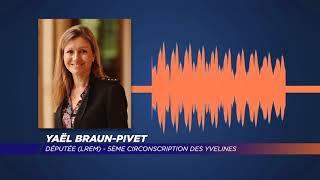 Yvelines | La réaction de Yaël Braun-Pivet, après les propos antisémites à son encontre