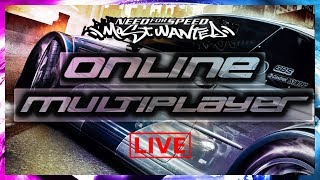 NEED FOR SPEED : MOST WANTED 2005 Online Multiplayer with friends! [SPRINT,DRAG,CIRCUIT&MORE] !!