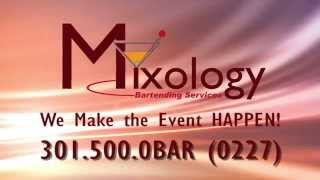 Mixology Bartending Services 2015 Event Promo