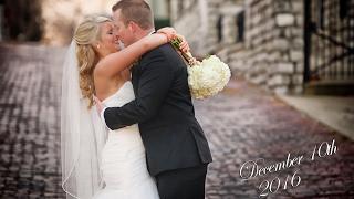 Cincinnati Winter Wedding Film: Tiffany & Brandon {Newport Syndicate}